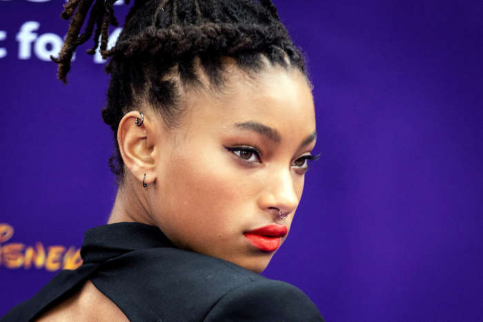 Willow Smith Will Do This For The Love Of Art - She's Taking Performance To A New Level!