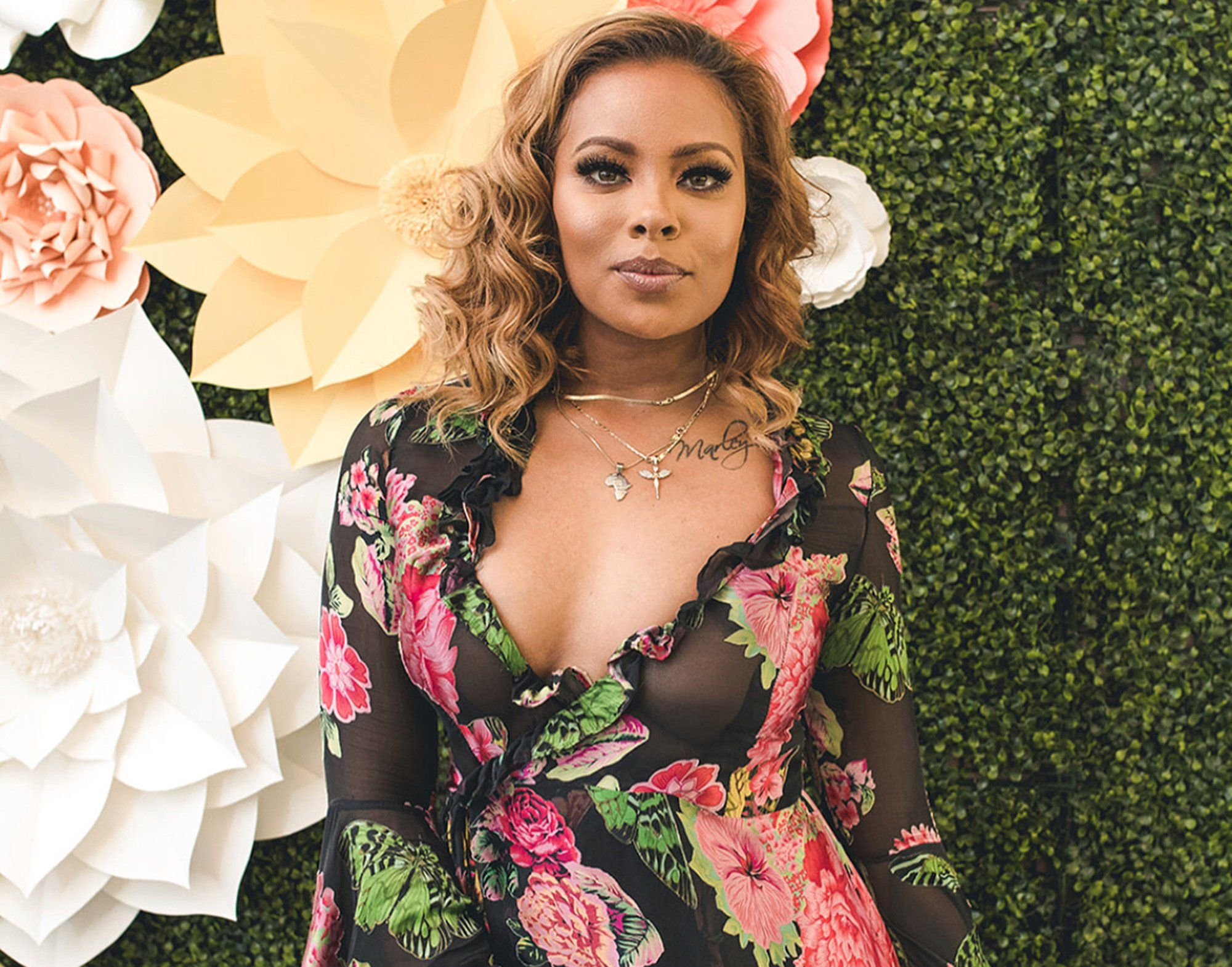 Eva Marcille Has Fans Freaking Out And Asking Her To Stop The NeNe Leakes Backlash