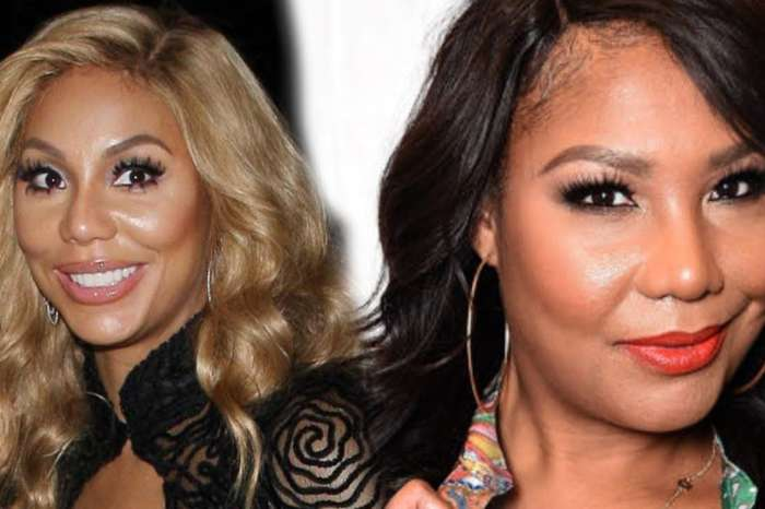 Tamar Braxton Wishes Her Sister, Traci Braxton A Happy Birthday And Marks The Event With This Funny Video