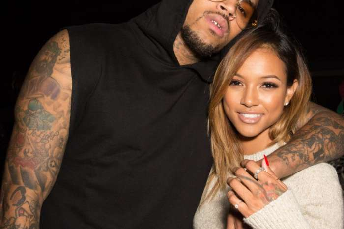 Chris Brown Sighs Seeing A Video Featuring Himself And Karrueche - 'She's The One Who Got Away' - Check Out His Comment Here