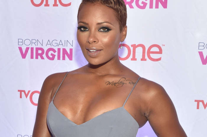 Eva Marcille's Slay Is Unstoppable In These Juicy Clips Since She Was Three Months Pregnant With Her Son, Maverick