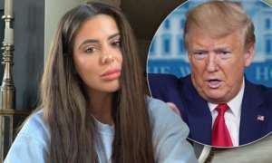 Kim Zolciak's Daughter, Brielle Biermann, Supports The US President, Donald Trump And Slams His Bullies