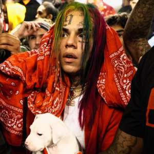 Tekashi 69 Is Released From Prison - The Rapper Will Serve The Rest Of His Sentence Under House Arrest