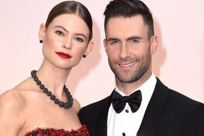 Adam Levine Jokes That His Wife Would Probably 'Punch' Him If He Did This