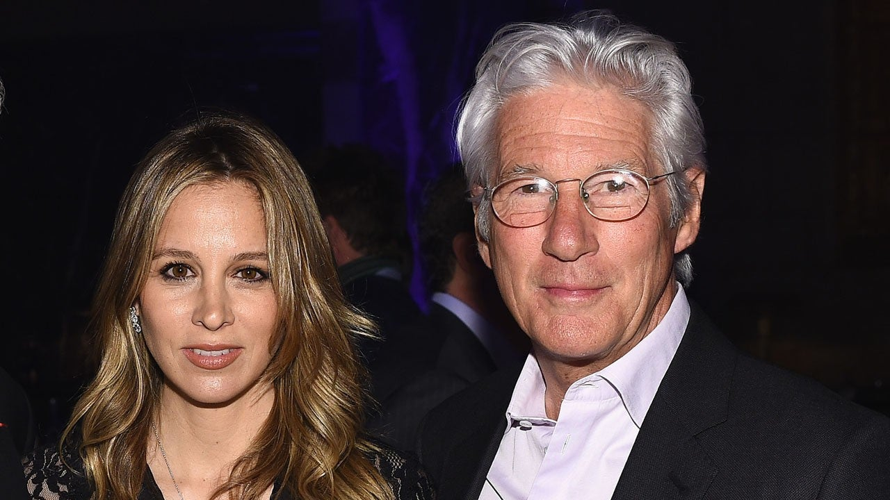 Richard Gere And Wife Alejandra Silva Welcome Second Baby ...Richard Gere 2013 Wife