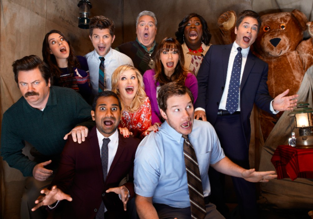 Amy Poehler Announces Special COVID-19 Episode Of Parks And Recreation