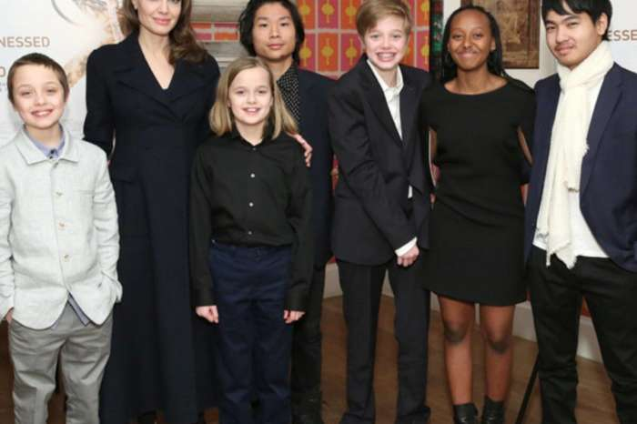 Angelina Jolie 'Cherishing' Every Moment With Her Kids While In Quarantine - Here's What They Do For Fun Together!