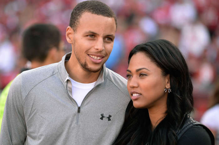 Ayesha Curry Posts Adorable Throwback Photo From Her And Steph's First Date Over A Decade Ago!