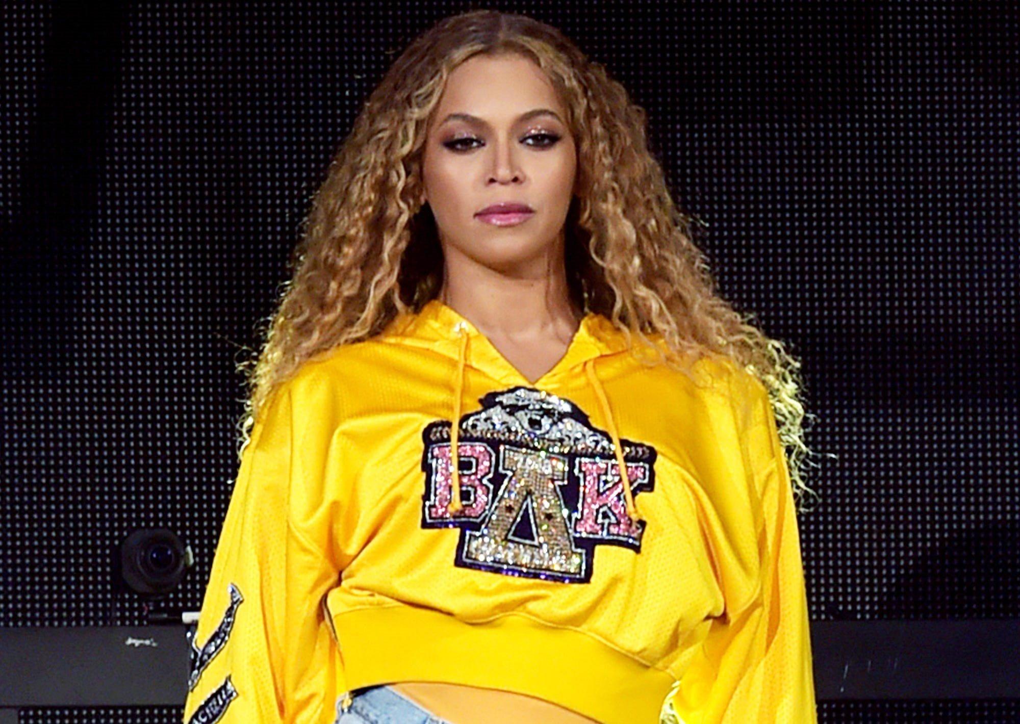 Beyonce Jay-Z Blue Ivy Carter Lookalike