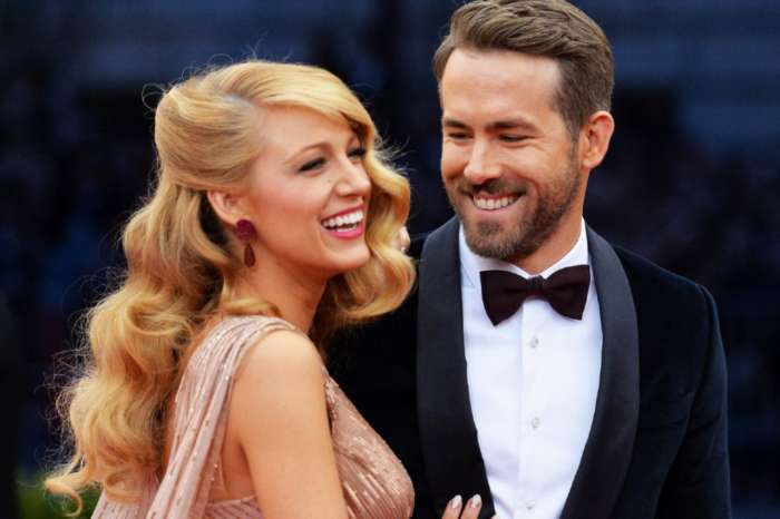 Blake Lively Has Put Ryan Reynolds In Charge Of Coloring Her Hair During Lockdown