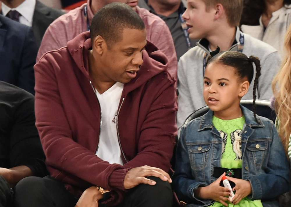 Blue Ivy Has a Hand-Washing Message