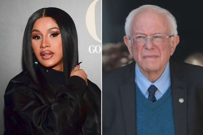 Bernie Sanders And Cardi B Talk About President Donald Trump, Joe Biden, And Manicures In Surprising Video