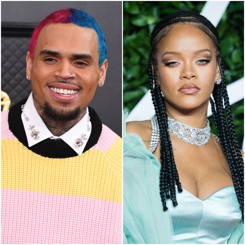 Rihanna Opens Up About Wanting Children And Chris Brown Responds