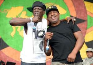 Chuck D Claims That Flavor Flav's Firing From Public Enemy Was A Hoax, But Flav Doesn't Co-Sign