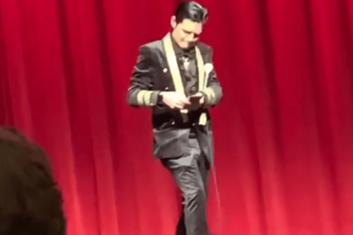 Corey Feldman Releases Video Of Exact Moment He Found Out His Movie Premiere Was Hacked