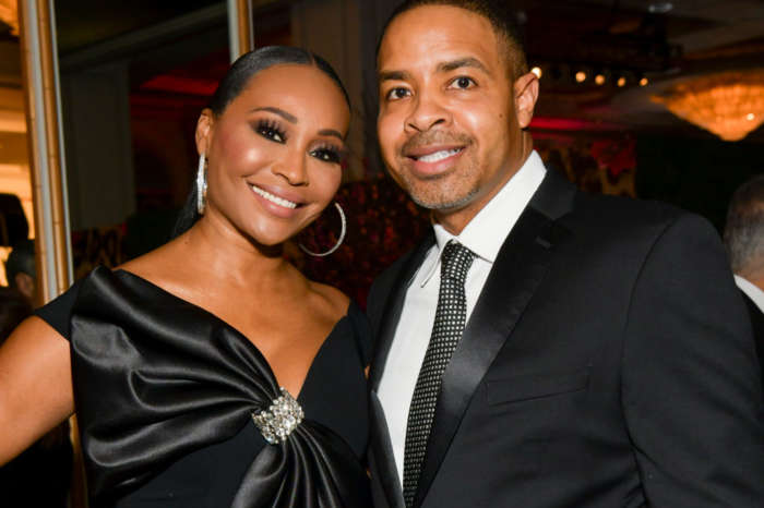 Cynthia Bailey And Mike Hill Share Their 3-Mile Power Walk - Check Out The Video