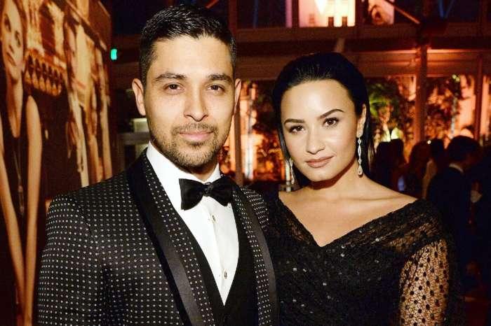 Demi Lovato Wishes Her Engaged Ex-Boyfriend Wilmer Valderrama 'Nothing But The Best'
