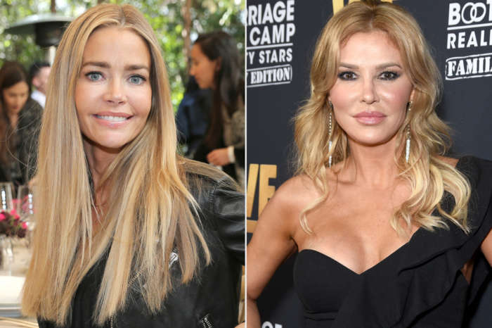 RHOBH: Brandi Glanville Slams Denise Richards After Being Served A Cease And Desist -- Agrees With Lisa Rinna About 'Sharing Everything'