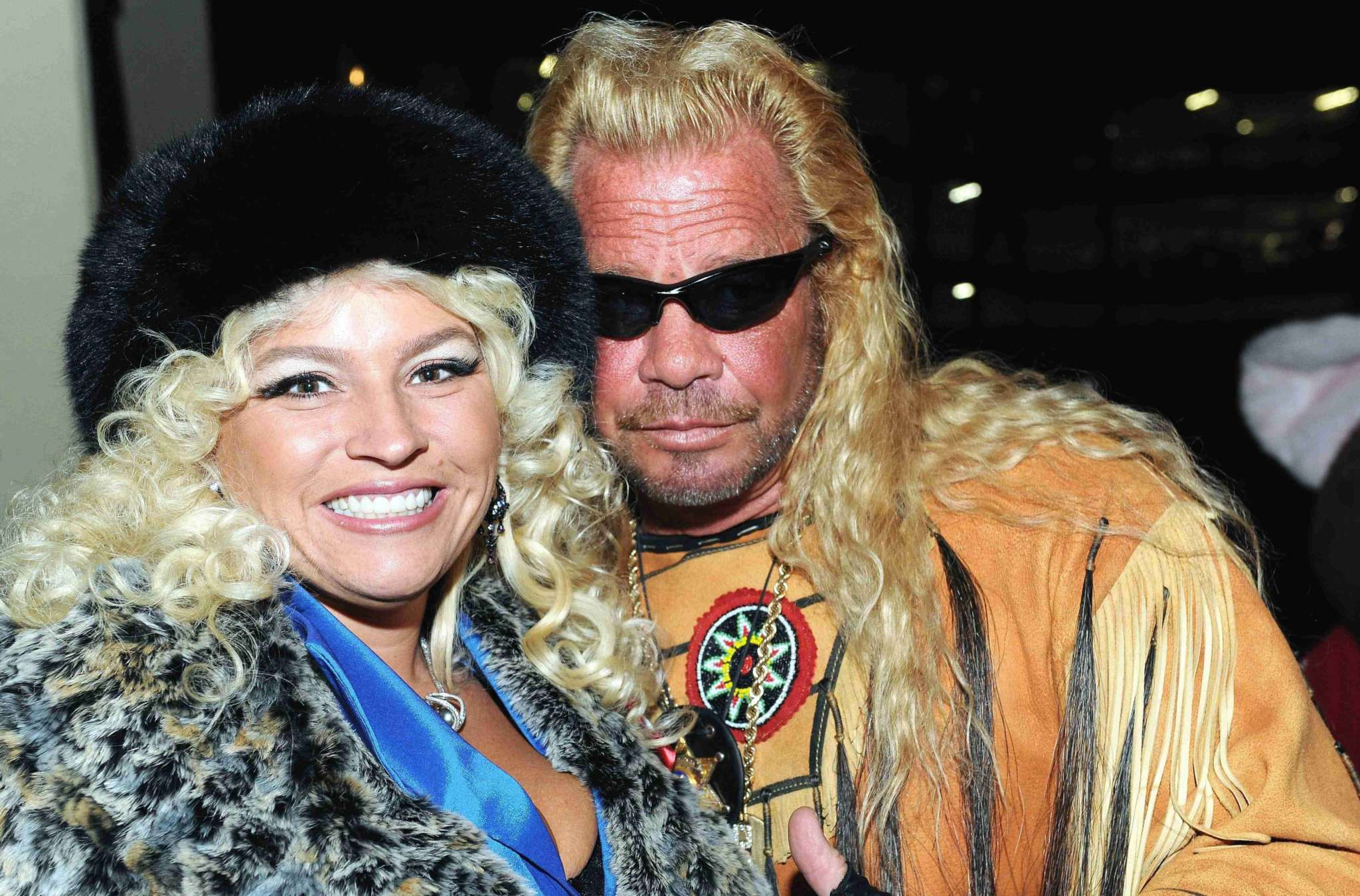 """""""dog-the-bounty-hunter-posts-bitter-sweet-video-of-him-and-late-wife-beth-chapman-kissing-after-romantic-date"""""""