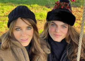 Elizabeth Hurley's Look-A-Like Son Damian Hurley Celebrated His 18th Birthday In Coronavirus Isolation
