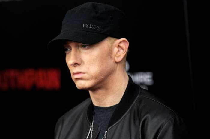 Eminem Confronts A Home Invader In His House