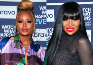 Marlo Hampton Would Like To Take Eva Marcille's Spot On RHOA
