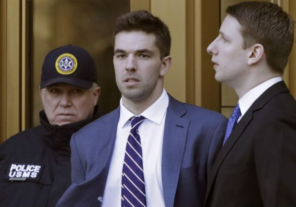 Fyre Fest's Billy McFarland Cites COVID-19 Concerns As He Petitions For Early Release From Prison