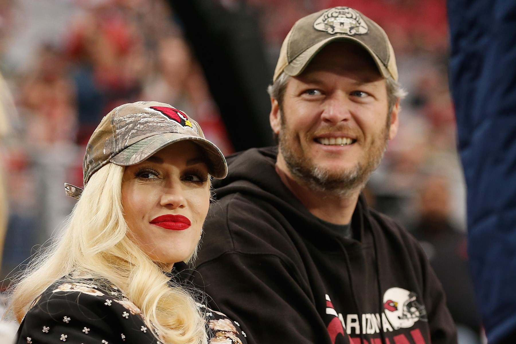 Blake Shelton, Gwen Stefani Duet From Home on ACM Special Preview
