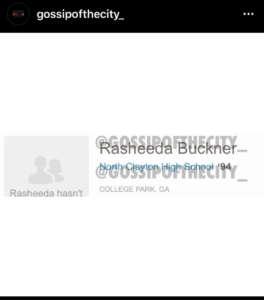 Rasheeda Class Record