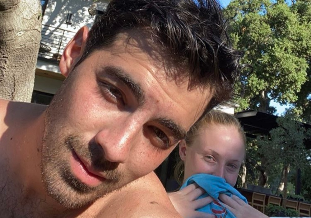 Joe Jonas Dishes On Plans For His First Wedding Anniversary With Sophie Turner