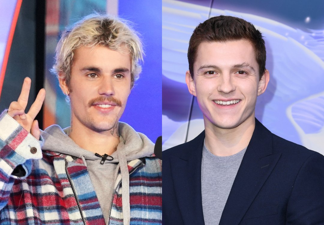 Why Fans Are Freaking Out Over Justin Bieber and Tom Holland's Friendship