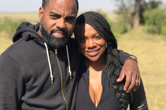 Kandi Burruss' Husband, Todd Tucker Shares A Video On His YouTube Channel For Blaze Tucker's Baby Shower