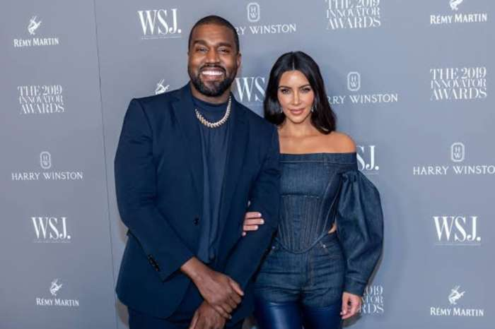 Kanye West Reportedly Took The Kids To Wyoming So Kim Kardashian Could 'Have A Break'