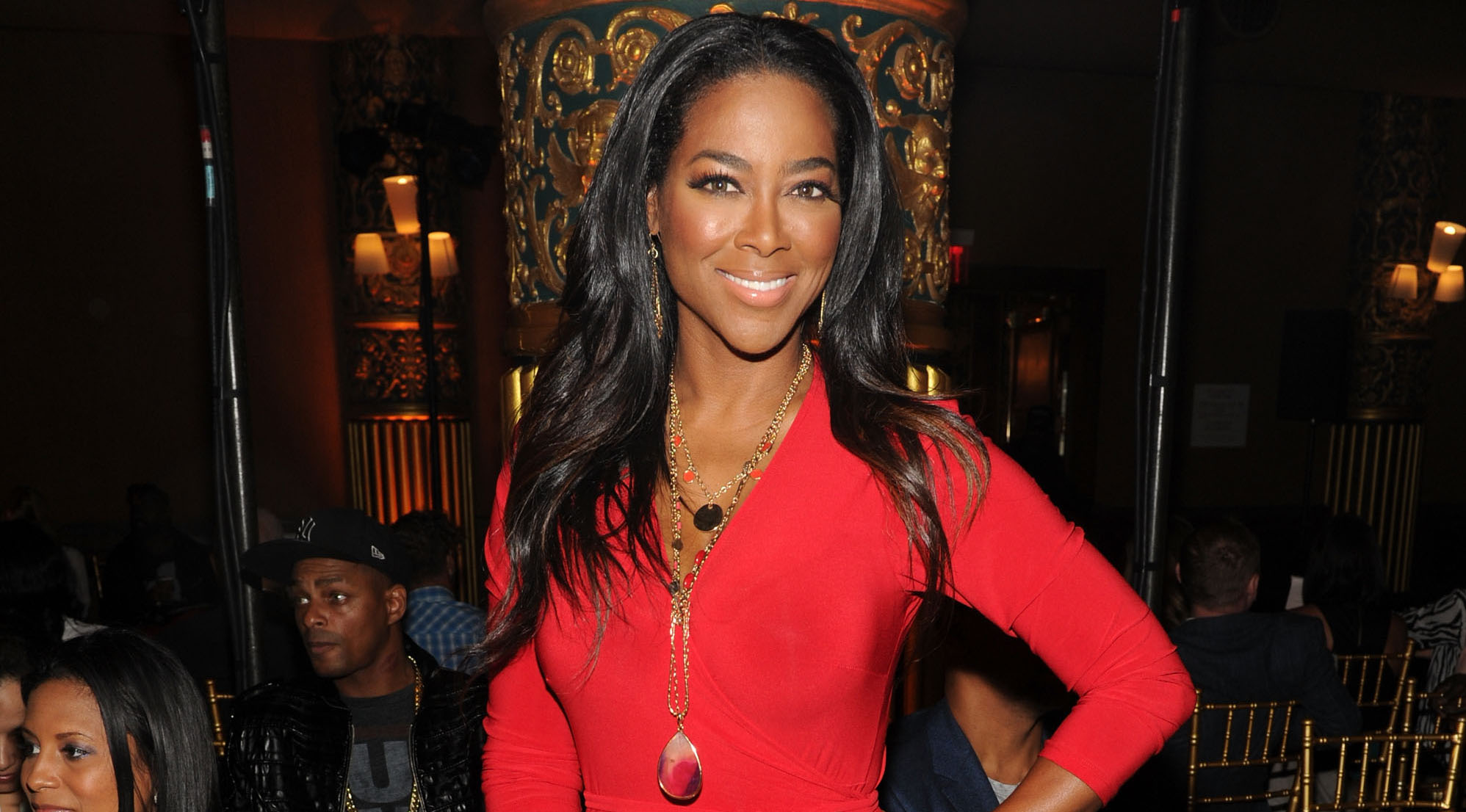 RHOA Fashion: Kenya Moore Shares Three Gorgeous Outfits From The Show