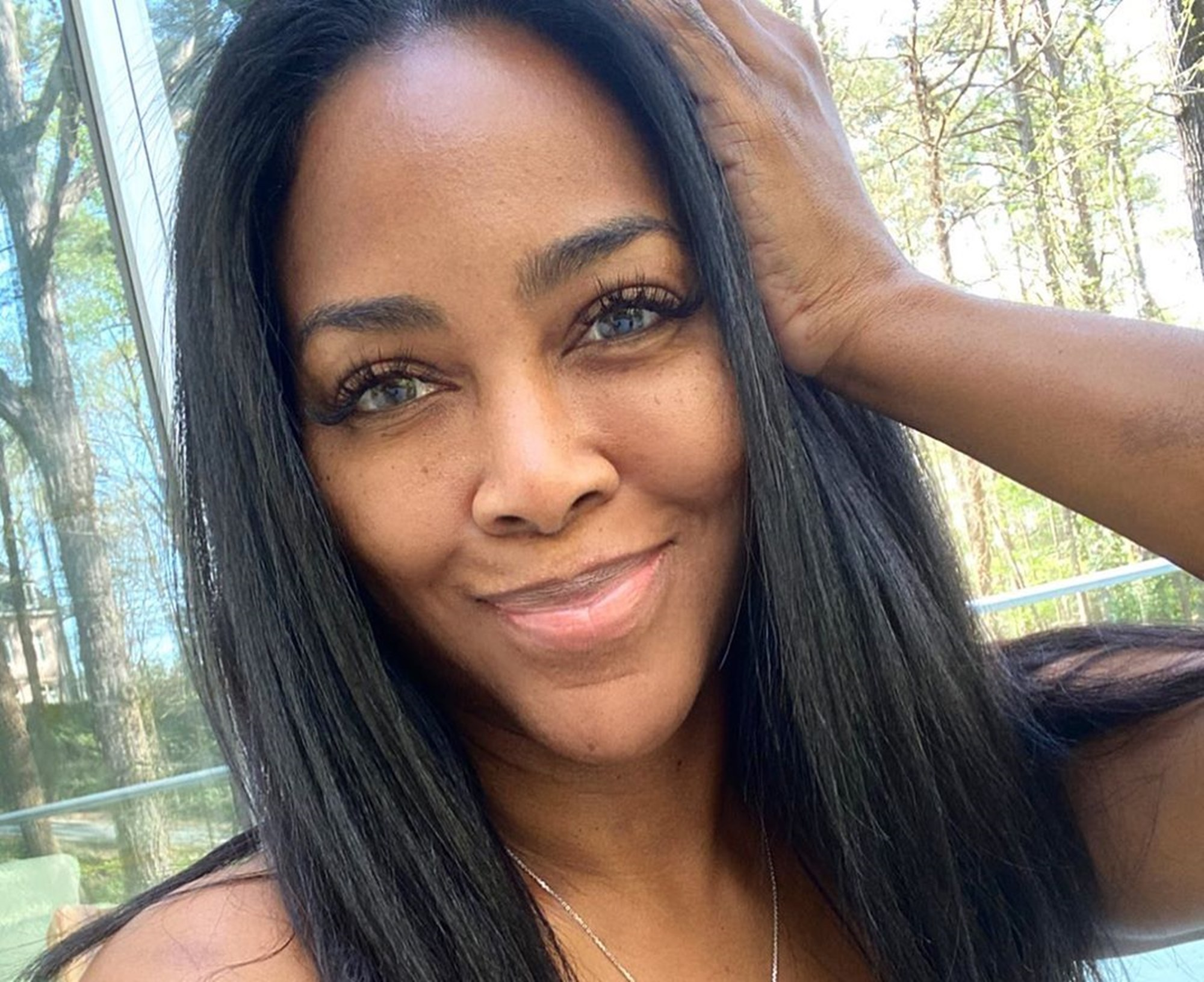 Kenya Moore Marc Daly Marriage