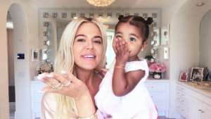 KUWK: Khloe Kardashian Shares Cute Video Of Her 'Independent Lady' Play-Feeding Her Doll!