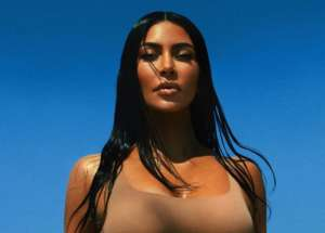 Kim Kardashian Puts On A Cheeky Display In New Skims Photos As She Launches New Shapewear
