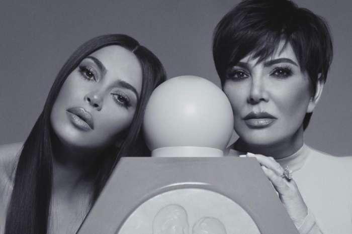 Kim Kardashian Faces Backlash For New KKW Fragrance With Kris Jenner For Only Donating 20 Percent To Coronavirus Help