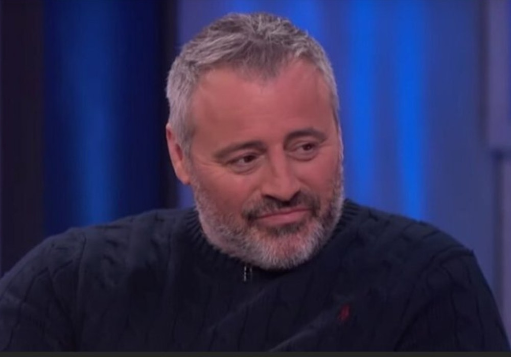 Matt LeBlanc Talks About His Strangest Friends Experience & The Upcoming Reunion On HBO Max