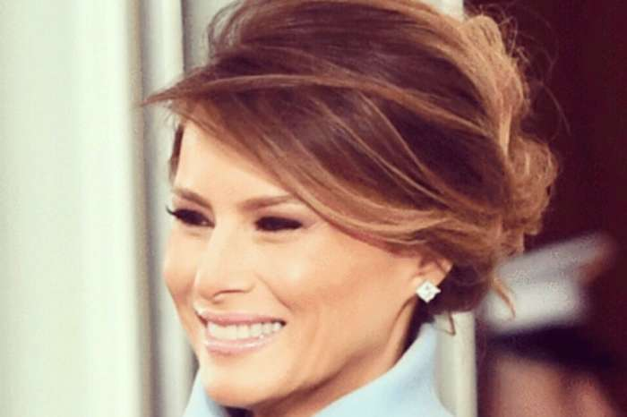 Melania Trump Encourages Americans To Wear Coronavirus Face Masks After Defiant Donald Trump Says He Won't Wear One