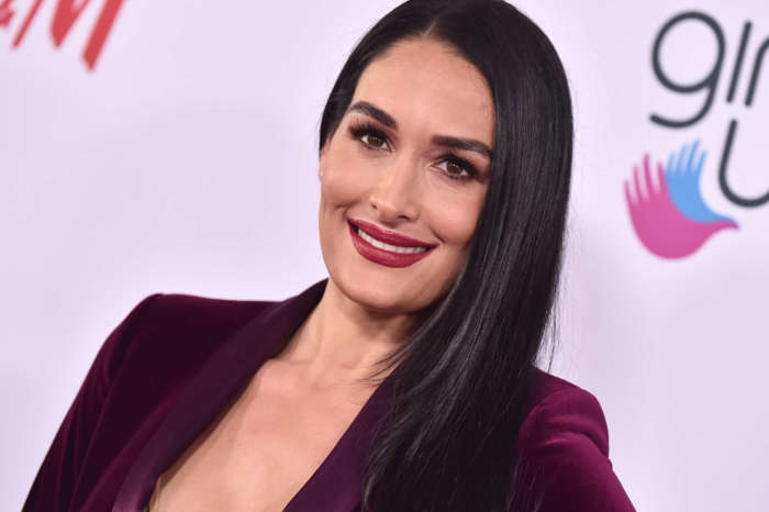 Nikki Bella Posts Makeup-Free And Grey Hair Pic And Celebrates Her 'Flaws' Amid Her Quarantine Pregnancy