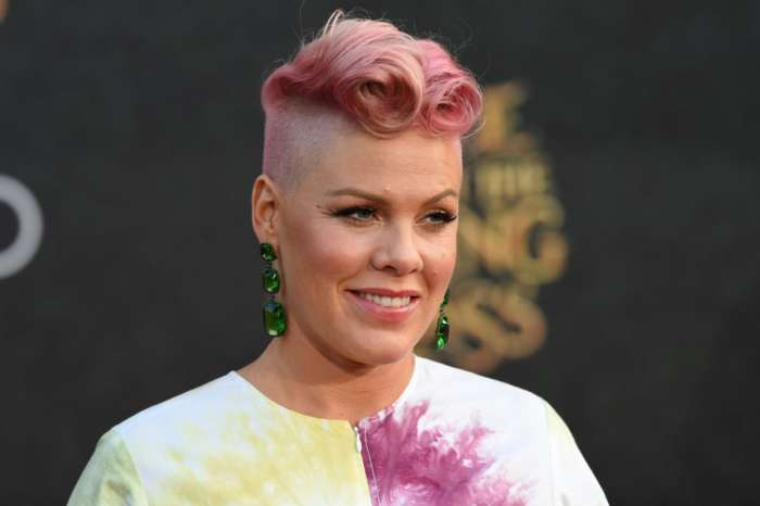 Pink Details Her And Her Son's Coronavirus Battle -- 3-Year-Old Still Has Fevers