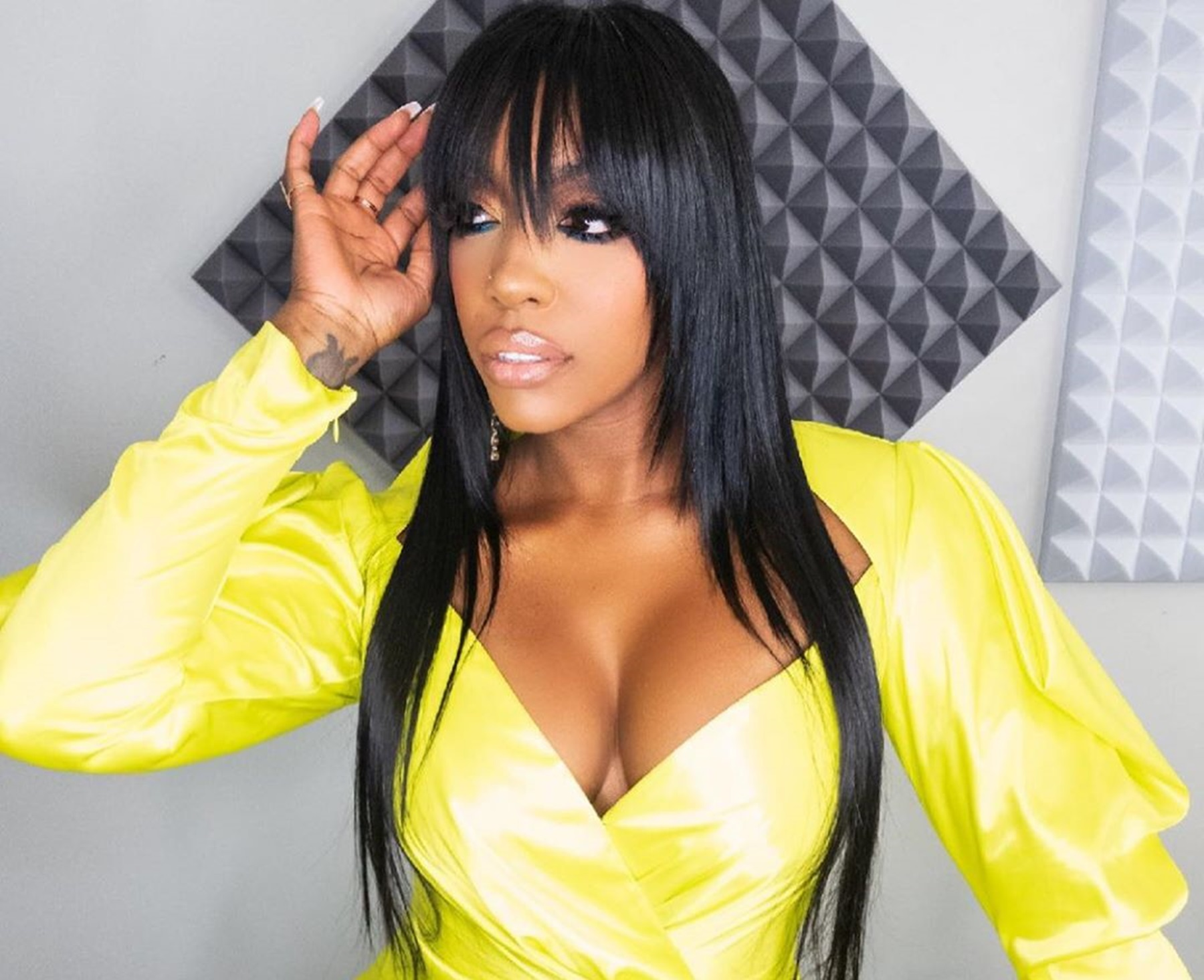 Porsha Williams Encourages All The RHOA Fans To Stay Strong And Safe These Days