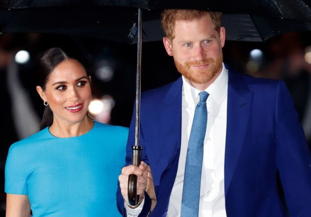Prince Harry & Meghan Markle Announce The New Name Of Their Charitable Foundation
