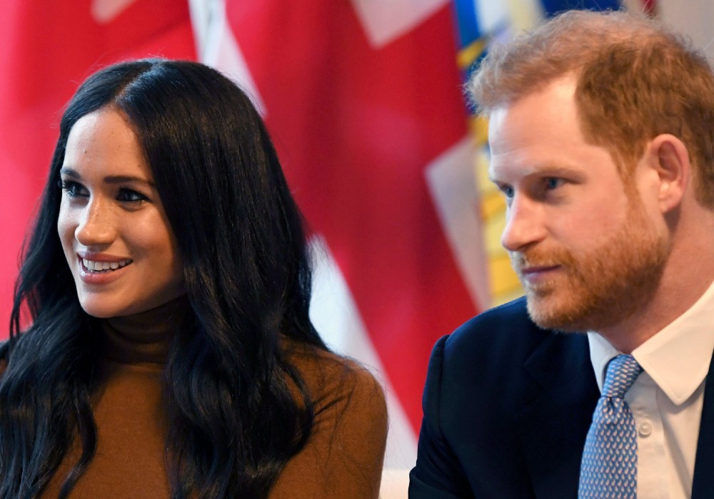 Prince Harry & Meghan Markle Are Not Wanted Back In The UK As Royals, According To New Poll