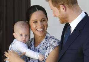Prince Harry & Meghan Markle Change Their Plans For Archie Harrison's First Birthday Due To COVID-19 Pandemic
