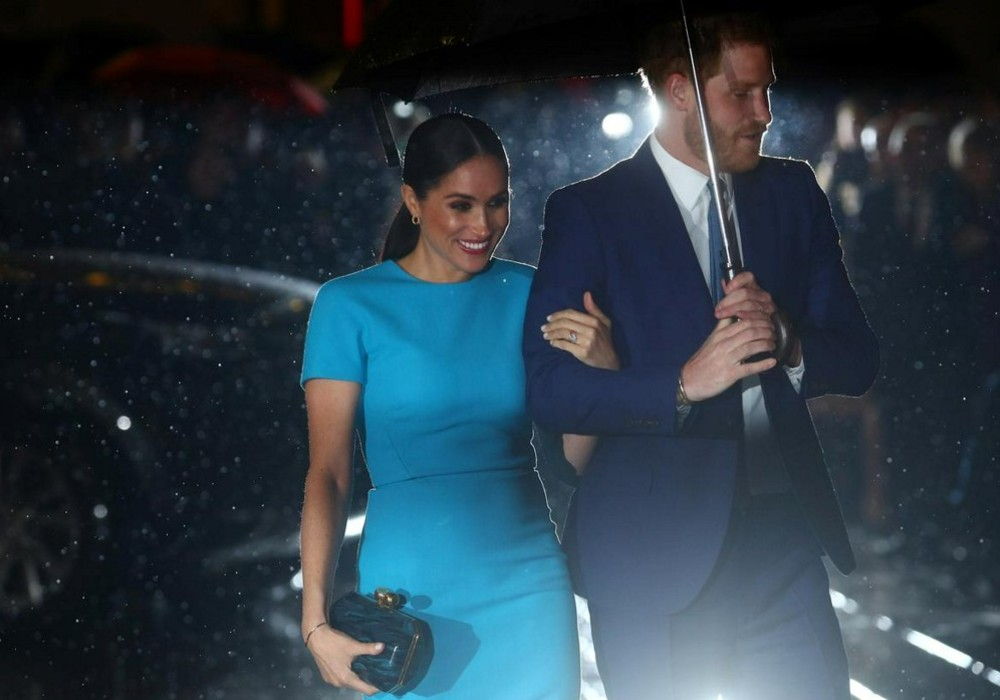 Prince Harry & Meghan Markle Promise To Never Work Again With These Four Major British Tabloids