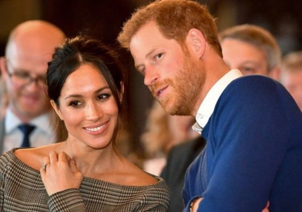 Prince Harry & Meghan Markle Reportedly Give Tell-All Interview For New Biography