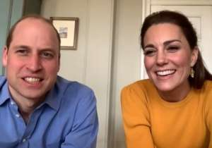 Prince William & Kate Middleton Are Using Video Calls To Carry Out Their Royal Duties From Home