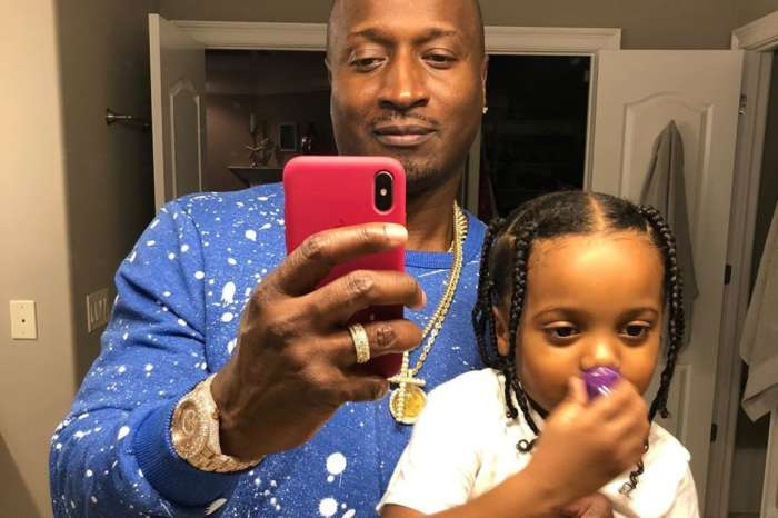 Kirk Frost Is The Happiest Dad, Watching Rasheeda Frost Doing Their Son, Karter's Braids